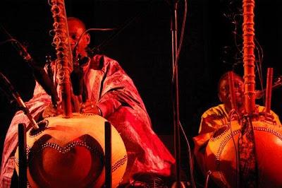 Toumani e Madya Diabate - foto di Silvia Petrianni