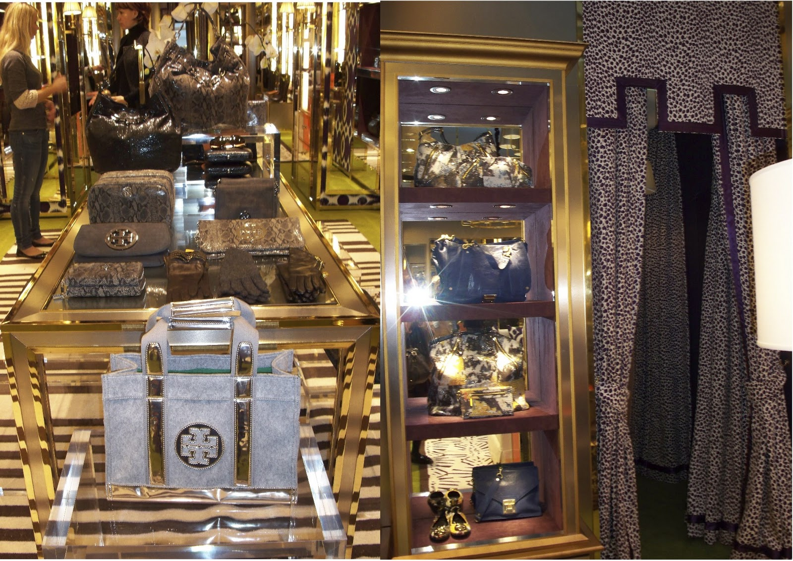 78c1cde9970 Show Shoppers  Store Credit  Tory Burch London boutique