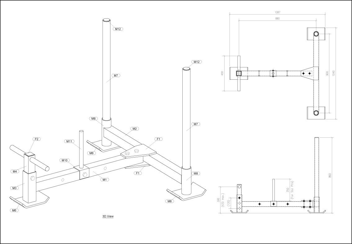 Gym equipment blueprints for Gym blueprints