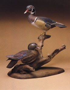 Gilley Wood Duck Carvings