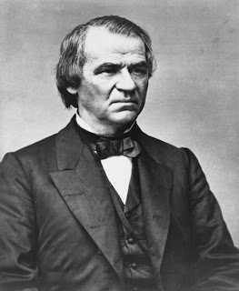 Big Mo's Presidents Review: Number 17: Andrew Johnson Andrew Johnson