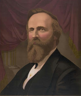 Big Mos Presidents Review  Number 19  Rutherford B  Hayes