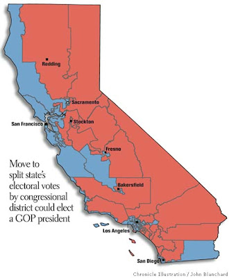 California Electorate