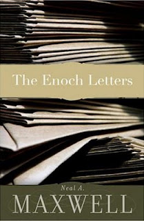 The Enoch Letters, image from Amazon