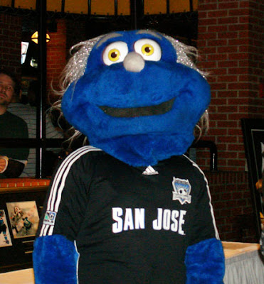 The Best Eleven MLS and USL Soccer Mascots