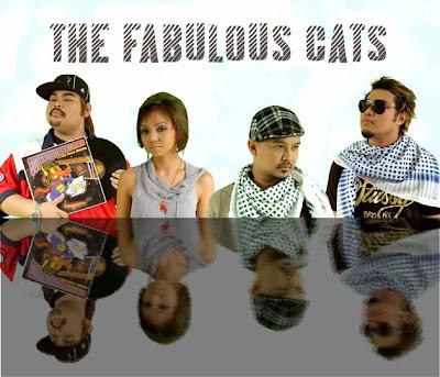 Lirik Lagu Bawaku Terbang - The Fabulous Cats