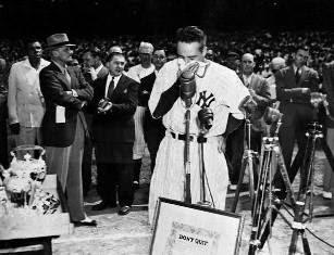 Mariano Rivera and five great Yankee farewells
