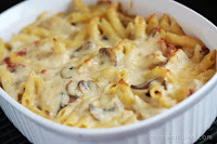 Baked Chicken Penne {Freezer Meal!}