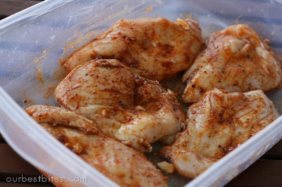 How To Cook Chicken Breast Bites