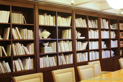 Better Homes and Gardens bookshelves