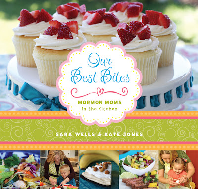 Announcing: The Our Best Bites Cook Book!