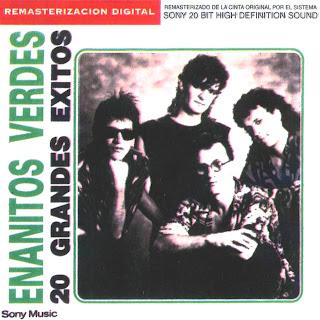 Enanitos Verdes - 20 Grandes Exitos