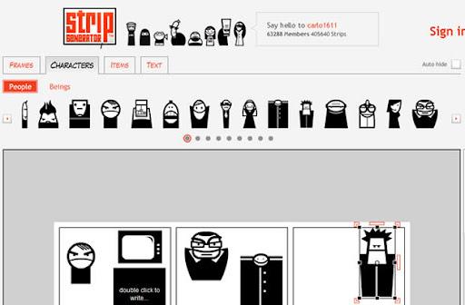 Comicweb6 6 Sitios Web para Crear tus Propios Cómics Gratis