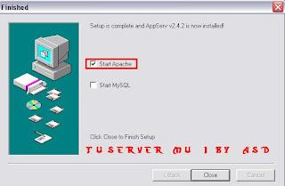 Guia como hacer un server mu