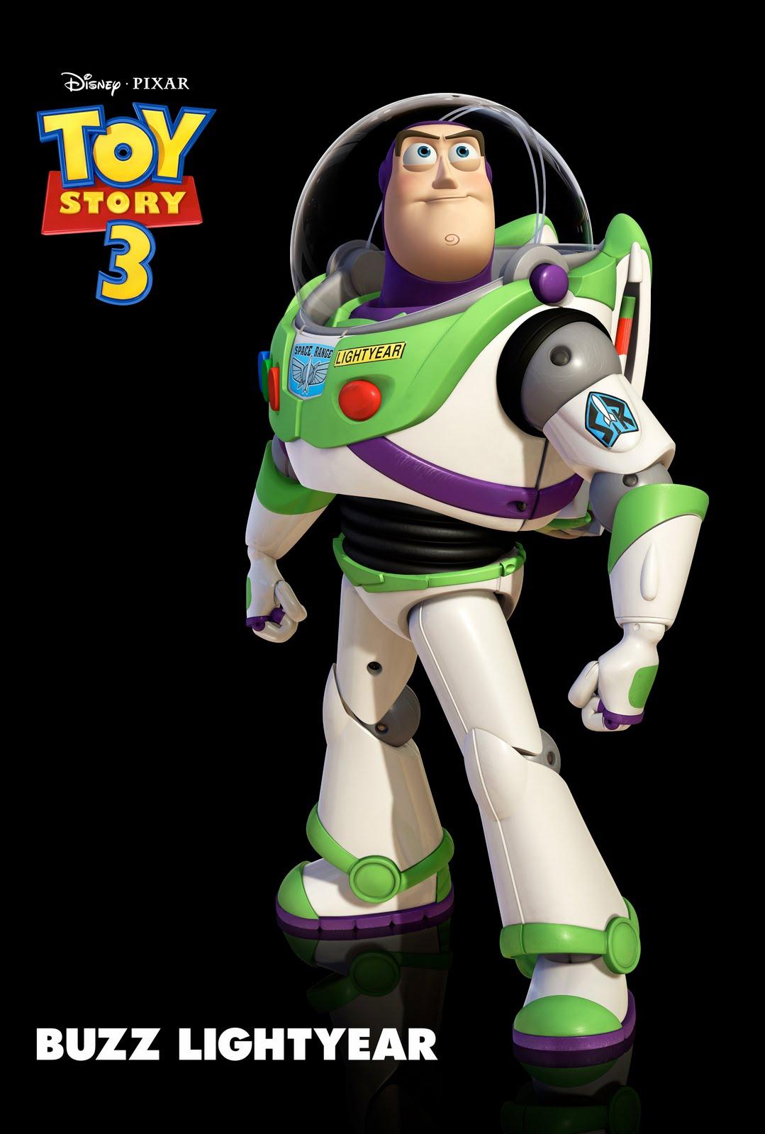 Y es que no sólo los nuevos personajes de TOY STORY 3 tienen pósters d83003b83c4