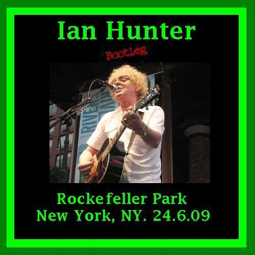Who Lives At 15 Central Park West: D & P's Bootleg Tunz World: Ian Hunter