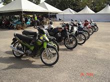 pertandingan moto bersih