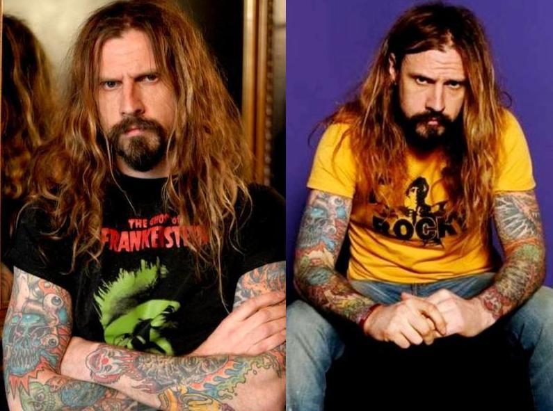 蜈蚣地盘: Rocker's Tattoo