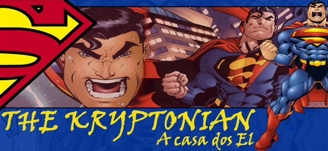 The Kryptonian - A casa dos El