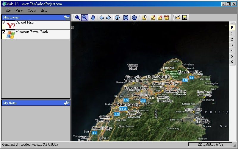 CivilTech: Gaia 3 免費GIS軟體
