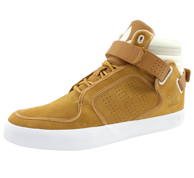Limpiamente Ciencias dentista  The New Originals: Patta: Adidas Adi-Rise Mid, wheat/chalk/wht