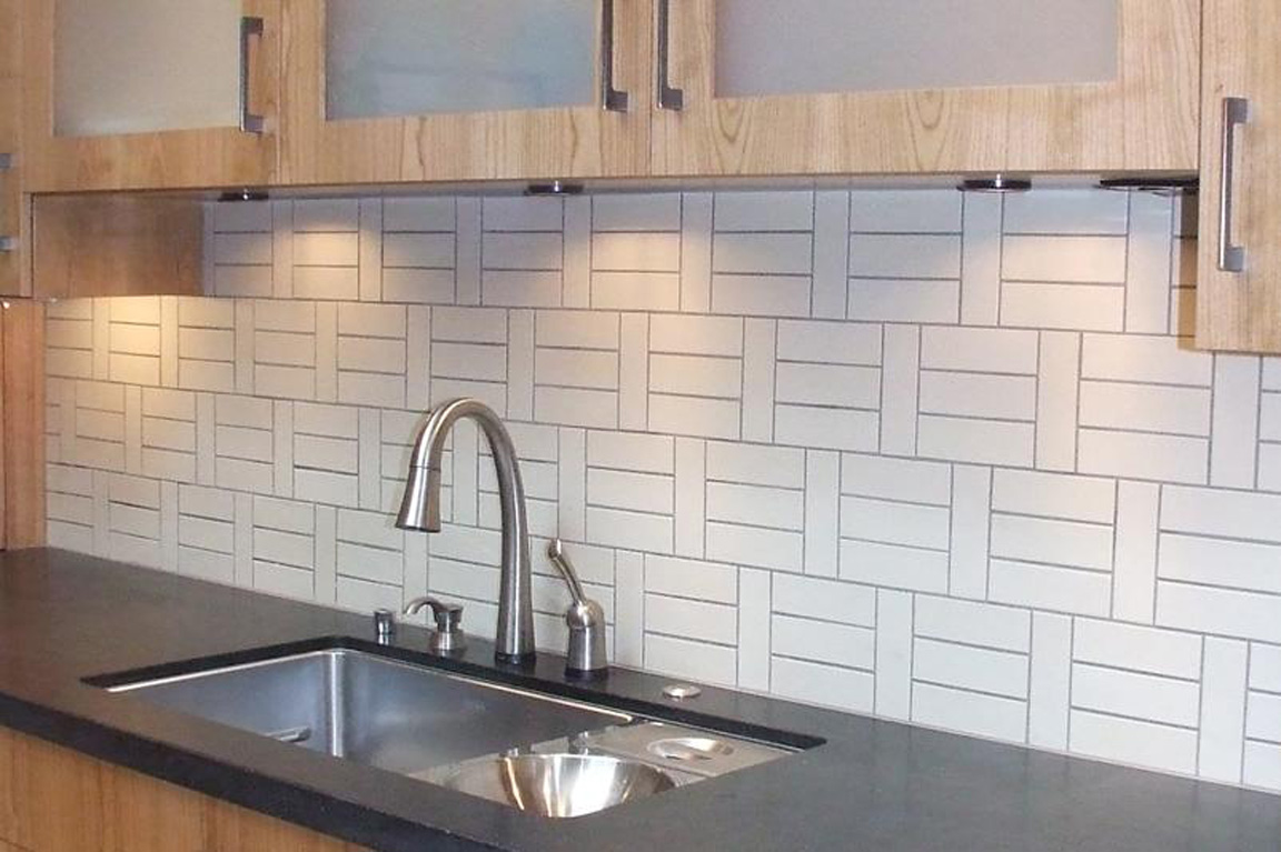 BLACK  WHITE  YELLOW }: Heath Ceramics Tiles & More Bathroom