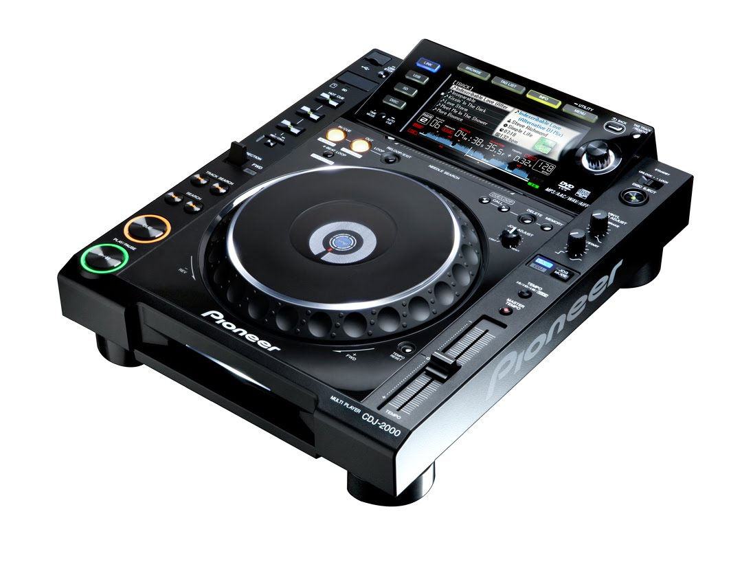 dj shoppee pioneer cd player console cdj 2000s. Black Bedroom Furniture Sets. Home Design Ideas