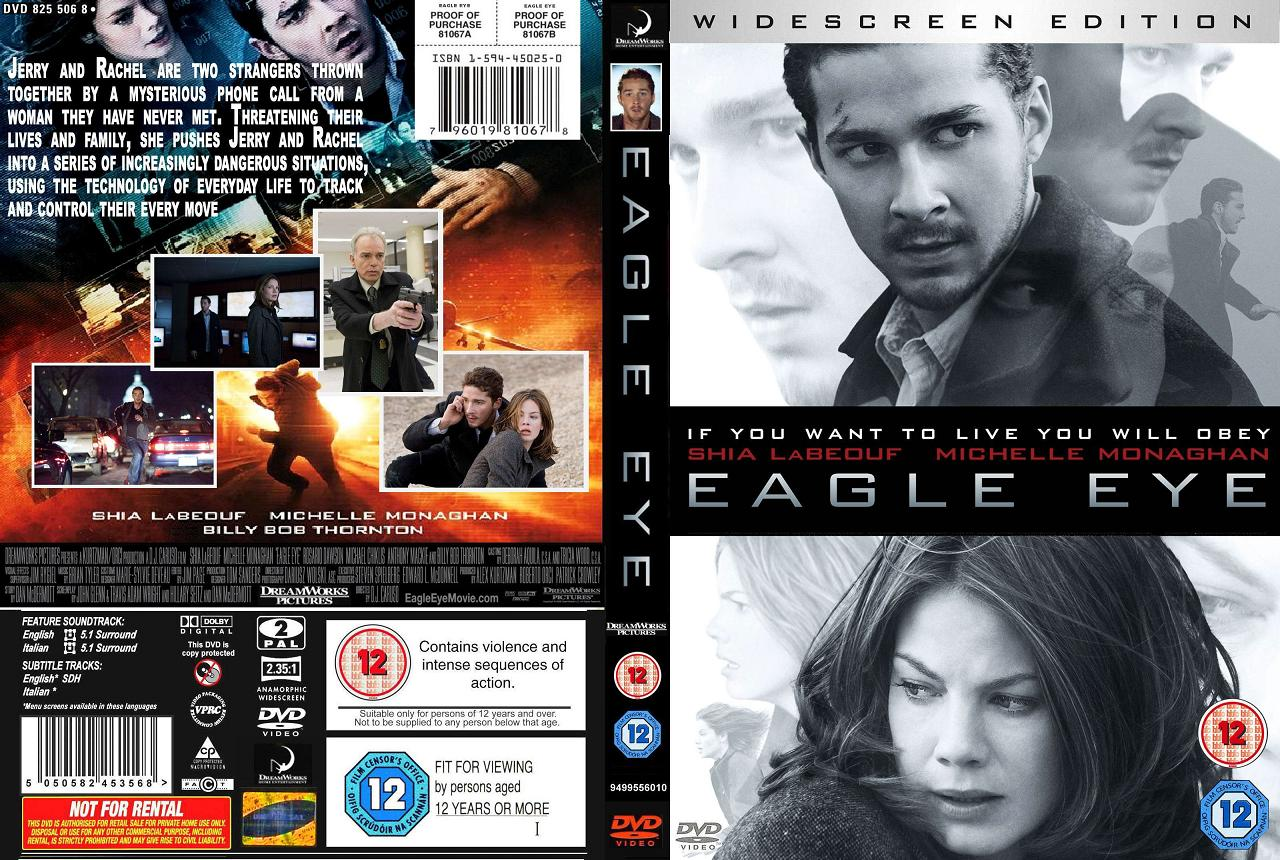 Movies Collection Eagle Eye 2008
