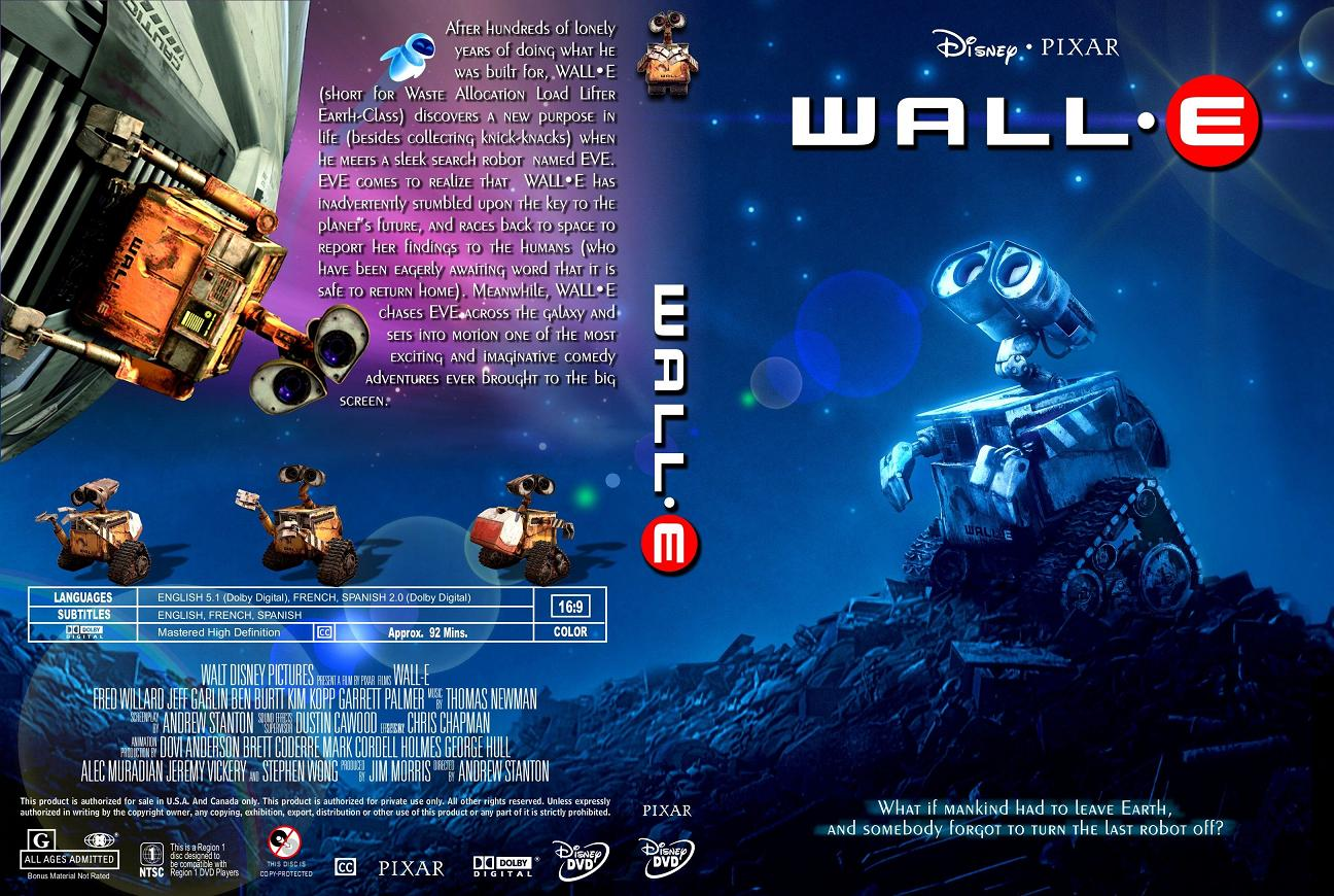 Movies Collection Wall E 2008