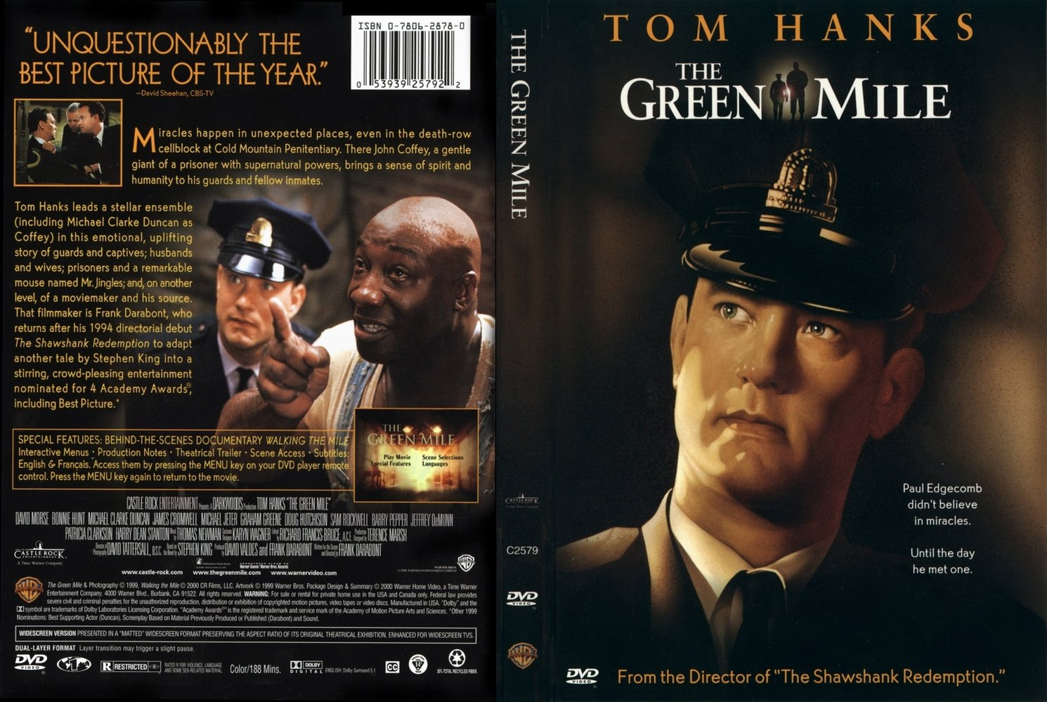 Movies Collection The Green Mile 1999