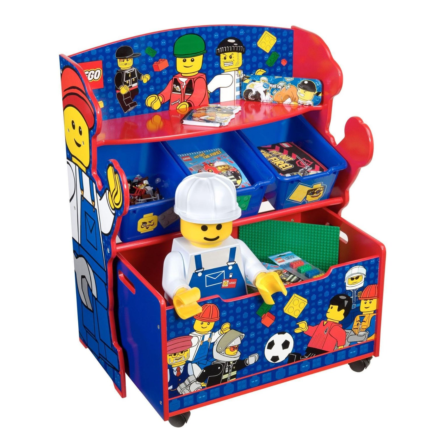 Lifestyles Of The Brick And Fanmocs Lego Storage Unit