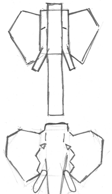 javaBD: Comment dessiner un éléphant #1