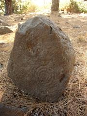 las rocas de los solsticios