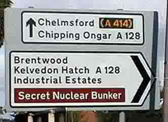Thanks to OMARWRX for: Kelvedon Hatch Secret Nuclear Bunker - Wikipedia, the free encyclopedia The www.crypticide.com/dropsafe/