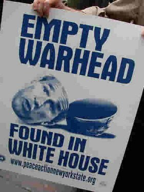 I got nothin...Some Nice Anti-War Posters.. Link here