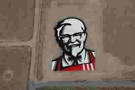 KFC CREATES WORLD'S FIRST BRAND VISIBLE FROM SPACE