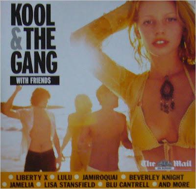 kool and the gang cherish