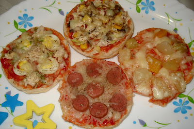 how to prepare pizza base at home without microwave