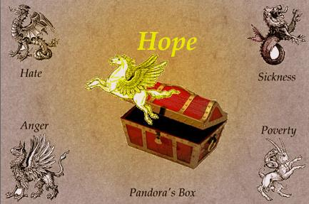 Greek Myth PandoraS Box