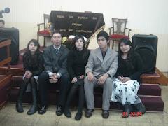 Algunos Jovenes de CIUC Cerro Navia