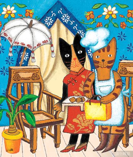 如果還有明天: 【心得】茶貓與你一起悠閒的做自己。 ─王子麵 文/Pumpkin Creative Inc.出色創意