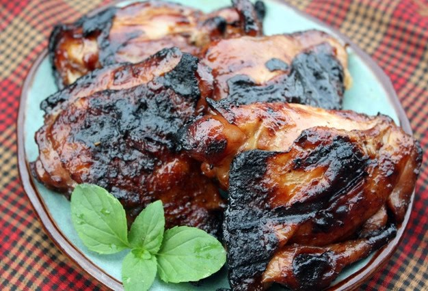 grilled chicken thigh recipes s kitchen recipes from my kitchen honey soy 30370