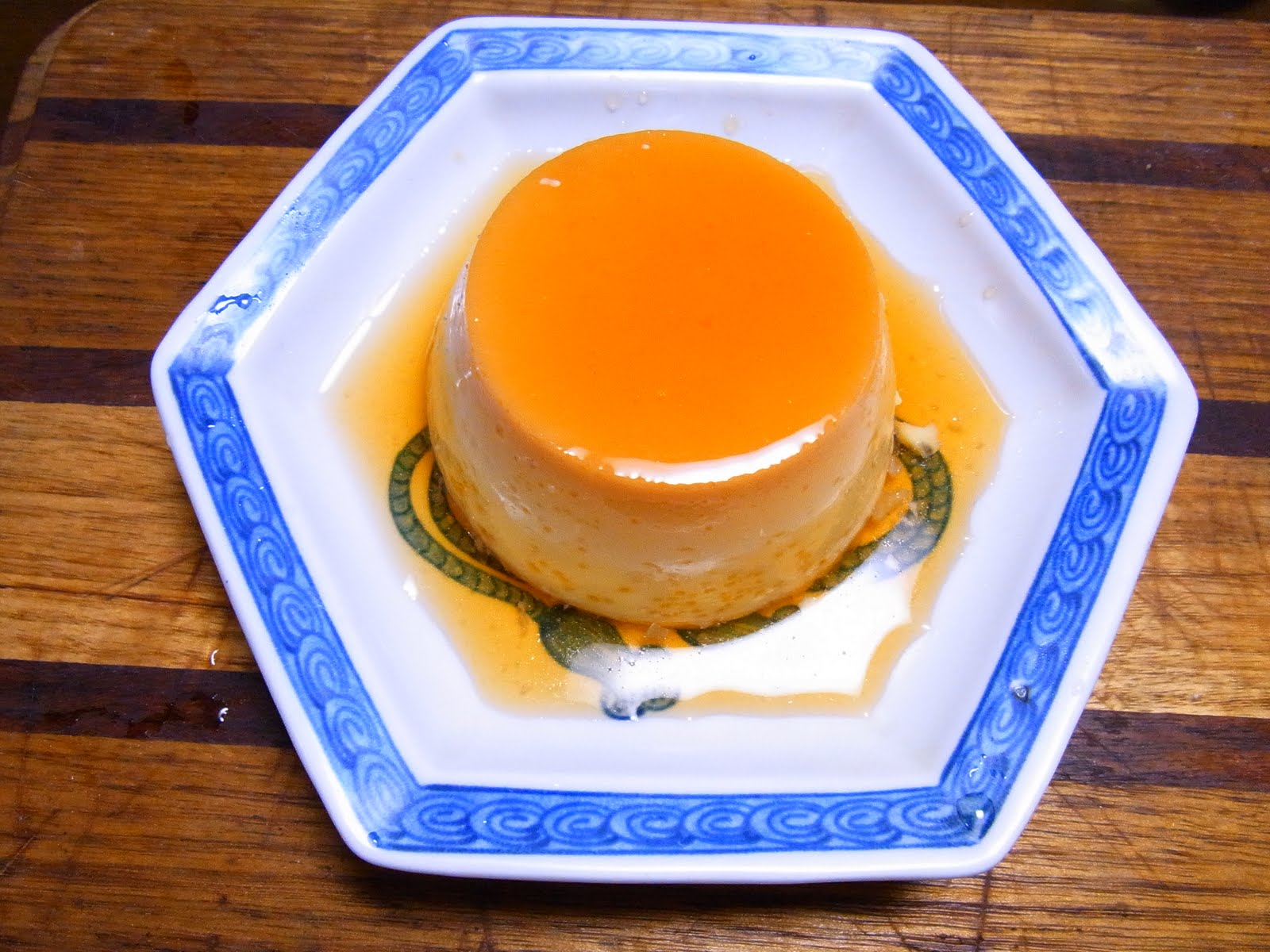 Japan: Easy summer dessert: Japanese pudding (purin)