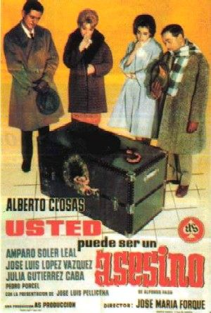 Usted puede ser un asesino movie