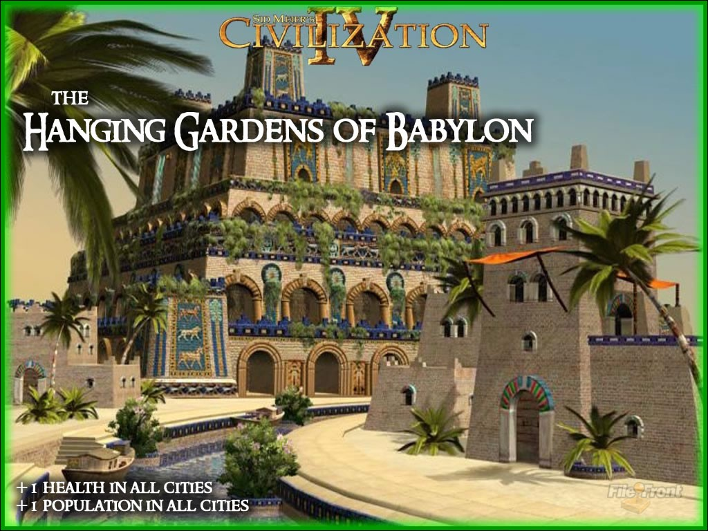 History seven ancient wonders - What are the hanging gardens of babylon ...