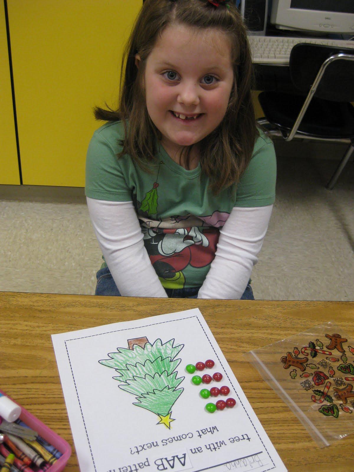 The Alphabet Garden Candy Canes Warm Scarves Handprint