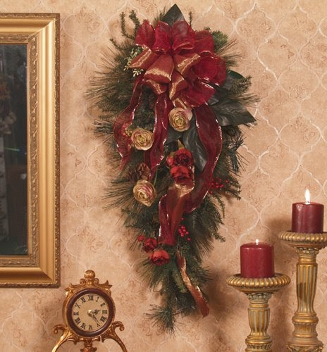 Victorian Christmas Decorations: Christmas Decorations: The Classic Beauty Of Victorian