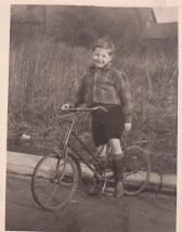 "MY FIRST ""CYCLE"" ENGLAND 1949"