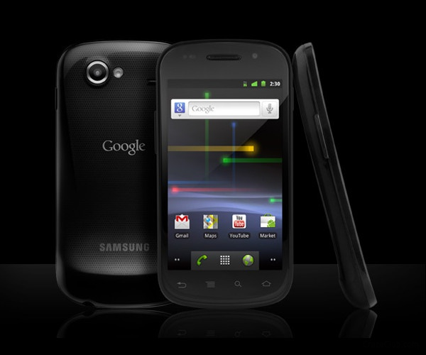 Google Nexus S Android Phone ~ Fun Blog