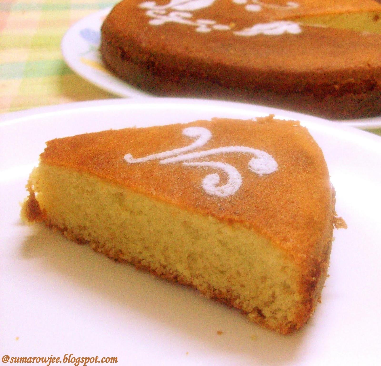 Plain Sponge Cake Recipe Mary Berry